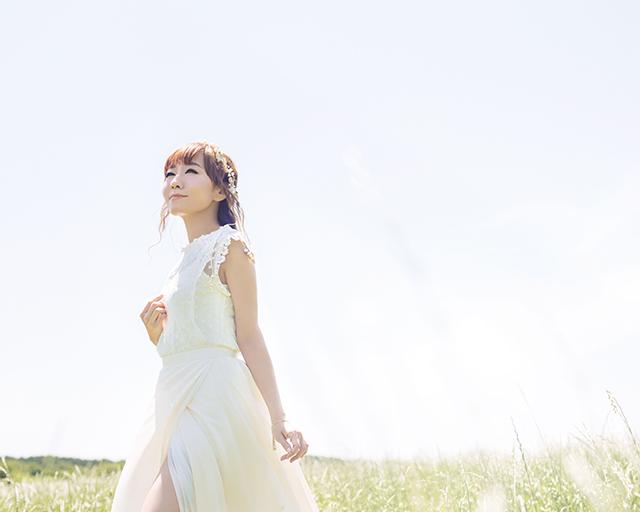 高垣彩陽「melodia3」メインA写