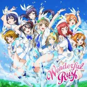 LACM4979_Wonderful Rush_メインジャケ