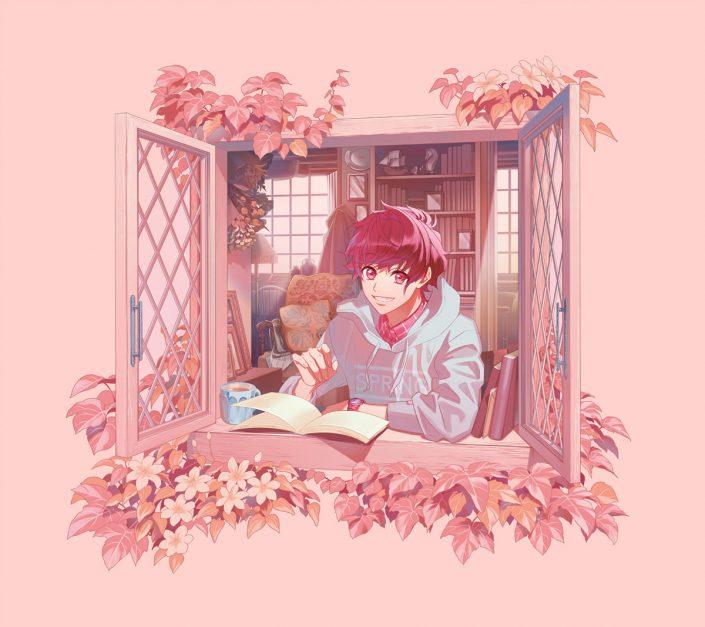 動画 A3 アニメ A3! SEASON